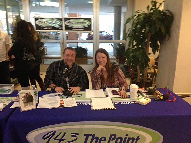 Lou and Liz live at Ocean Medical Center in Brick
