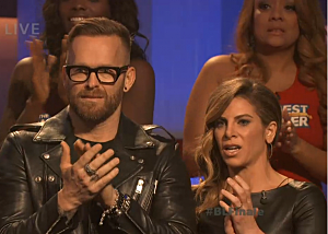 Bob Harper and Jillian Michaels react to Rachel's weight loss