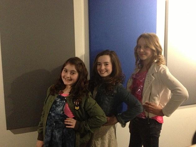 Alyssa, Julia and Sophia