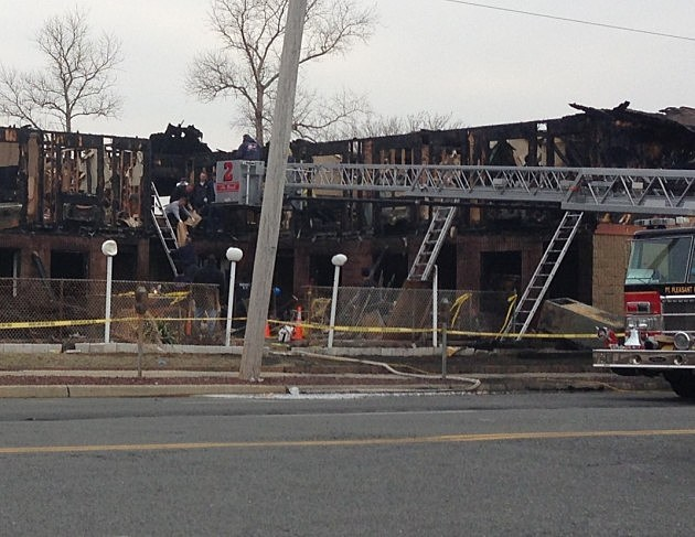 Mariner's Cove Motor Inn fire