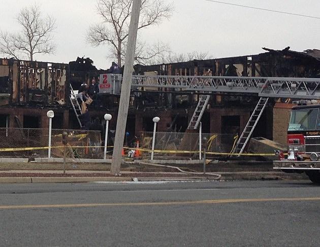 Mariner's Cove Motor Inn fire