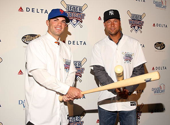 David Wright and Derek Jeter