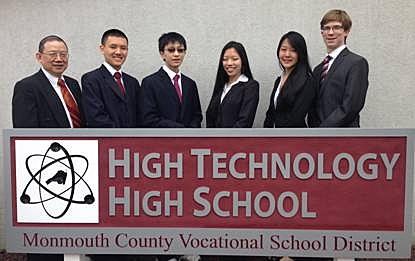 High Technology High School Team