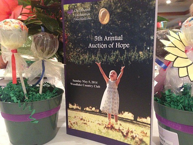 Childhood Leukemia Foundation's Auction of Hope
