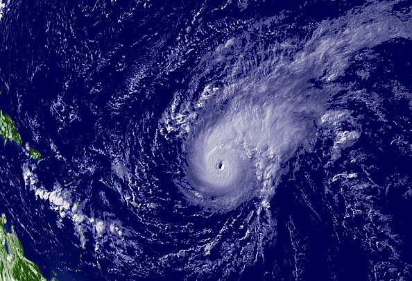 Bertha Is First Hurricane Of The Season