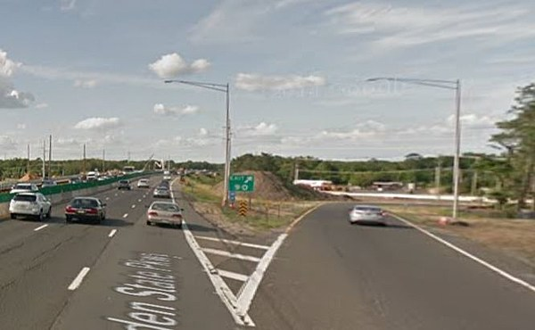 garden state parkway exit 90 closing