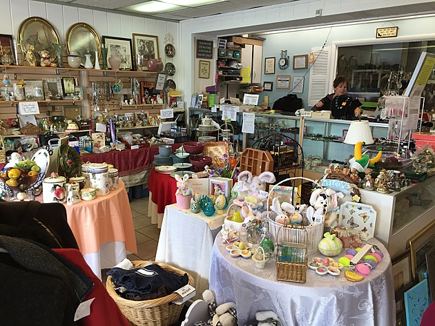 S.A.V.E. Thrift Shop (photo: Townsquare Media)