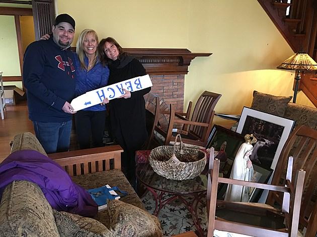 Matt Ryan, Maria McKeon, Michelle Gannon (photo: Melanie Knobel)