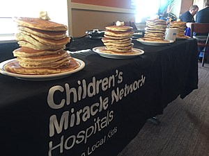 children's miracle network IHOP Pancake Day