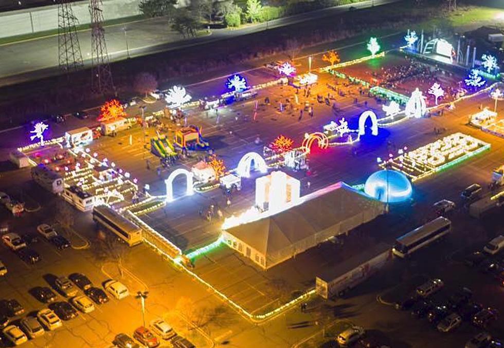 this amazing nj holiday light show is definitely worth the trip - Christmas Light Show Nj