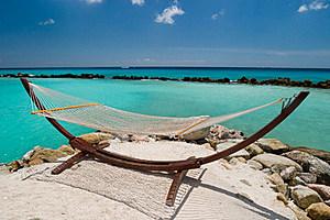 hammock near beach