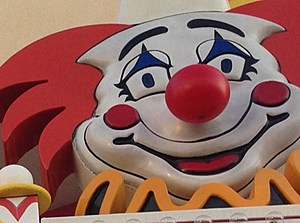 Jenkinson's clown