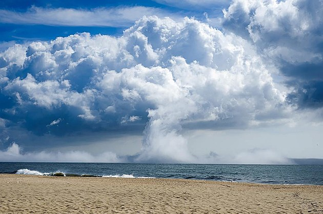 Jersey Shore weather photo